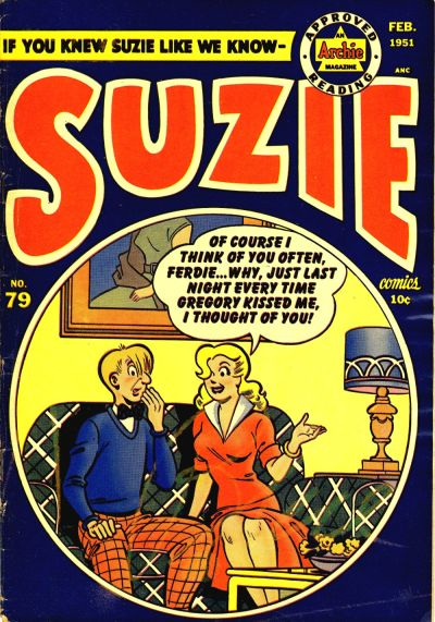 Cover for Suzie Comics (Archie, 1945 series) #79