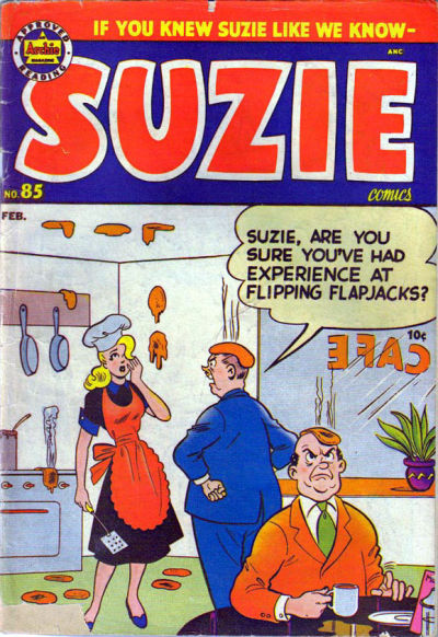 Cover for Suzie Comics (Archie, 1945 series) #85
