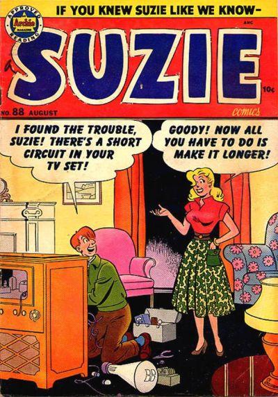 Cover for Suzie Comics (Archie, 1945 series) #88