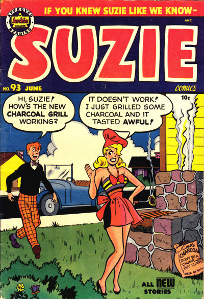 Cover for Suzie Comics (Archie, 1945 series) #93