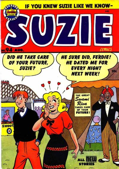 Cover for Suzie Comics (Archie, 1945 series) #94