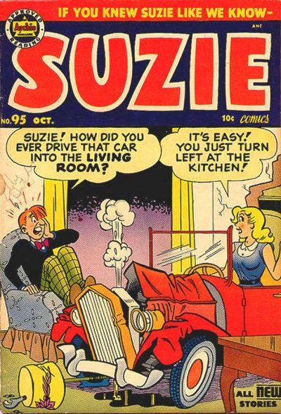 Cover for Suzie Comics (Archie, 1945 series) #95