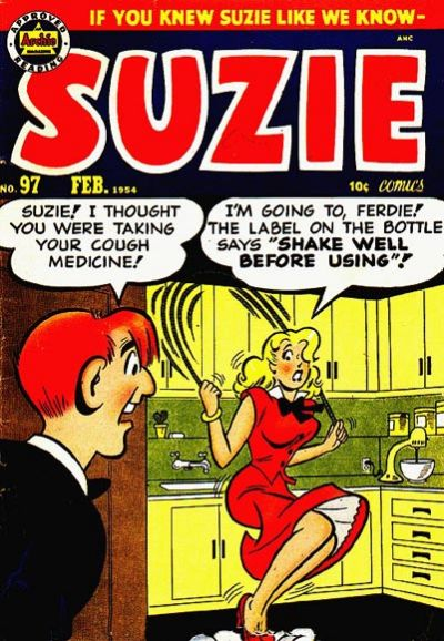 Cover for Suzie Comics (Archie, 1945 series) #97
