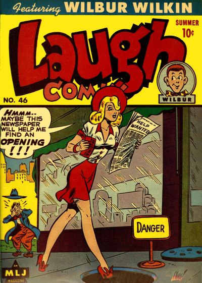 Cover for Laugh Comix (Archie, 1944 series) #46