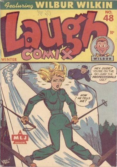 Cover for Laugh Comix (Archie, 1944 series) #48