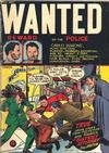 Cover for Wanted Comics (Orbit-Wanted, 1947 series) #10