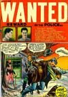 Cover for Wanted Comics (Orbit-Wanted, 1947 series) #11