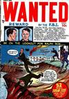 Cover for Wanted Comics (Orbit-Wanted, 1947 series) #12