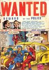 Cover for Wanted Comics (Orbit-Wanted, 1947 series) #14