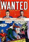 Cover for Wanted Comics (Orbit-Wanted, 1947 series) #19