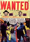Cover for Wanted Comics (Orbit-Wanted, 1947 series) #20