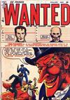 Cover for Wanted Comics (Orbit-Wanted, 1947 series) #24