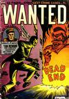 Cover for Wanted Comics (Orbit-Wanted, 1947 series) #34
