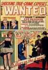 Cover for Wanted Comics (Orbit-Wanted, 1947 series) #45