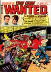 Cover for Wanted Comics (Orbit-Wanted, 1947 series) #46