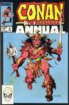 Cover for Conan Annual (Marvel, 1973 series) #8 [Direct Edition]
