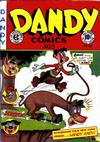 Cover for Dandy Comics (EC, 1947 series) #3