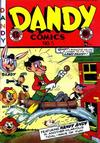 Cover for Dandy Comics (EC, 1947 series) #5