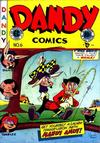 Cover for Dandy Comics (EC, 1947 series) #6