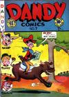 Cover for Dandy Comics (EC, 1947 series) #7