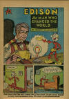 Cover for Reddy Kilowatt (EC, 1946 series) #2 [1947]