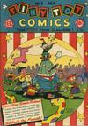 Cover for Tiny Tot Comics (EC, 1946 series) #3