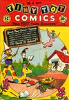 Cover for Tiny Tot Comics (EC, 1946 series) #4