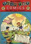Cover for Tiny Tot Comics (EC, 1946 series) #6