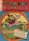 Cover for Tiny Tot Comics (EC, 1946 series) #8