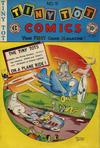 Cover for Tiny Tot Comics (EC, 1946 series) #9