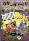 Cover for Tiny Tot Comics (EC, 1946 series) #nn [1]