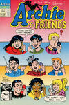 Cover for Archie & Friends (Archie, 1992 series) #9