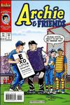 Cover for Archie & Friends (Archie, 1992 series) #70