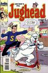 Cover for Archie's Pal Jughead Comics (Archie, 1993 series) #136