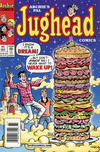 Cover Thumbnail for Archie's Pal Jughead Comics (1993 series) #161 [Newsstand]