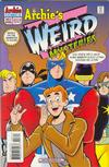 Cover for Archie's Weird Mysteries (Archie, 2000 series) #3