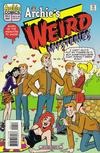 Cover for Archie's Weird Mysteries (Archie, 2000 series) #4