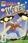 Cover for Archie's Weird Mysteries (Archie, 2000 series) #7