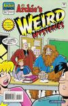 Cover for Archie's Weird Mysteries (Archie, 2000 series) #10