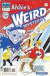 Cover for Archie's Weird Mysteries (Archie, 2000 series) #11
