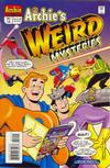 Cover for Archie's Weird Mysteries (Archie, 2000 series) #14