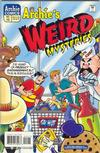 Cover for Archie's Weird Mysteries (Archie, 2000 series) #15