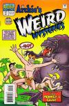Cover for Archie's Weird Mysteries (Archie, 2000 series) #21
