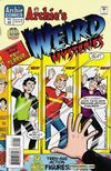 Cover for Archie's Weird Mysteries (Archie, 2000 series) #22