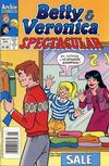 Cover for Betty and Veronica Spectacular (Archie, 1992 series) #17