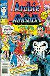 Cover for Archie Meets the Punisher (Archie, 1994 series) #1 [Newsstand Edition]