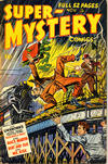 Cover for Super-Mystery Comics (Ace Magazines, 1940 series) #v8#2