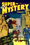 Cover for Super-Mystery Comics (Ace Magazines, 1940 series) #v8#6