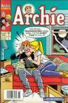 Cover for Archie (Archie, 1959 series) #484