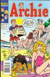 Cover for Archie (Archie, 1959 series) #499